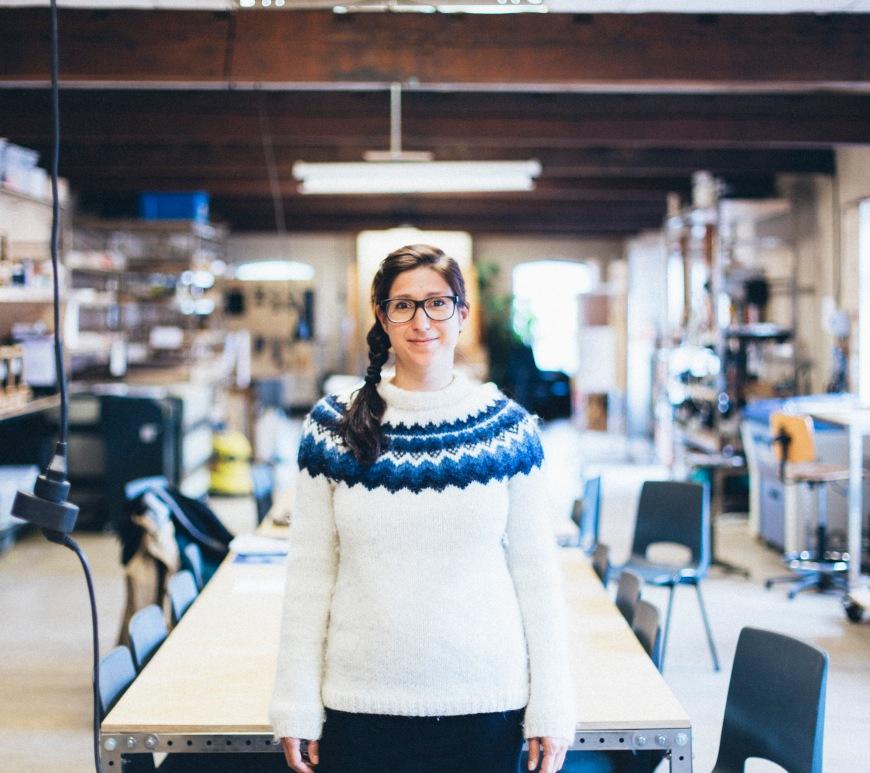 Evi Swinnen - Timelab