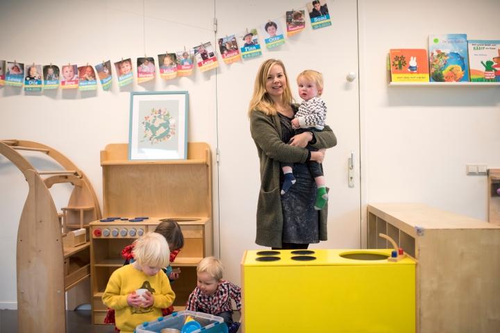 Kleine Revolutie - Reportage Kinderdagverblijf De Oase